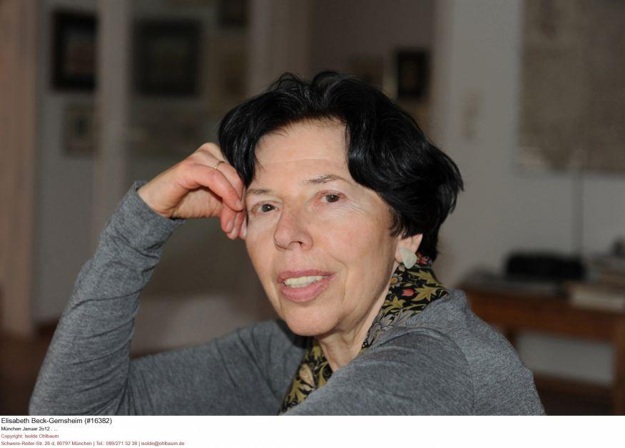 Elisabeth Beck-Gernsheim
