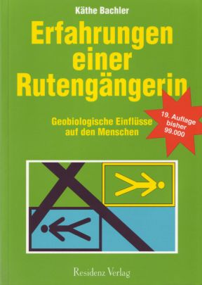 "Coverabbildung von ""Experiences of a diviner"""