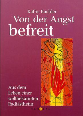 """Coverabbildung von """"Von der Angst befreit"""""""