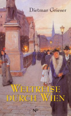 """Coverabbildung von """"Weltreise durch Wien"""""""