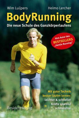 """Coverabbildung von """"Body Running"""""""