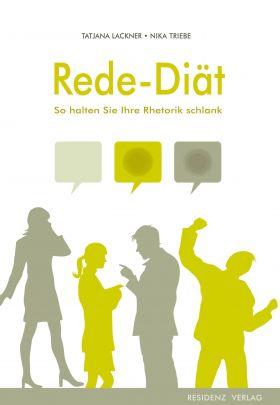 """Coverabbildung von """"Rede-Diät"""""""