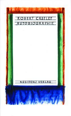 """Coverabbildung von """"Autobiographie"""""""