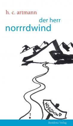 """Coverabbildung von """"der herr norrrdwind"""""""