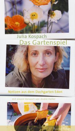 """Coverabbildung von """"Das Gartenspiel"""""""
