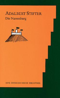 """Coverabbildung von """"Die Narrenburg"""""""