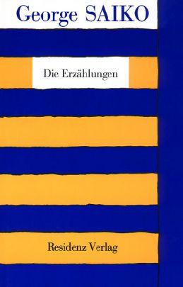 """Coverabbildung von """"Die Erzählungen"""""""
