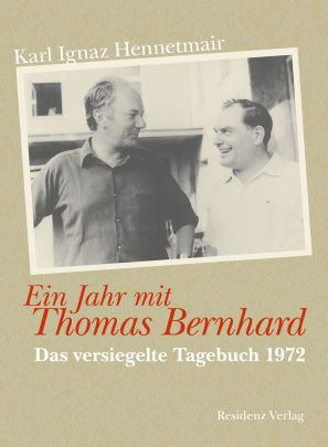 "Coverabbildung von ""A Year with Thomas Bernhard"""