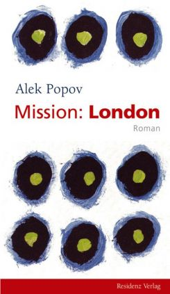 "Coverabbildung von ""Mission: London"""