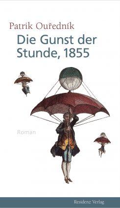 """Coverabbildung von """"Die Gunst der Stunde, 1855"""""""