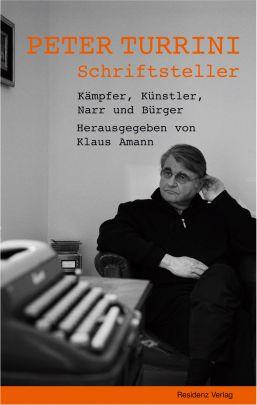 """Coverabbildung von """"Peter Turrini - Schriftsteller"""""""