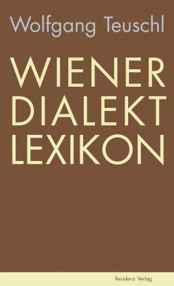 """Coverabbildung von """"Wiener Dialekt Lexikon"""""""