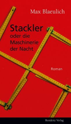 "Coverabbildung von ""Stackler or the Machinery of the Night"""