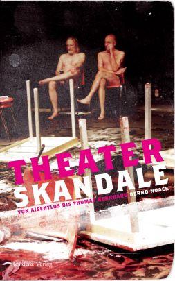 """Coverabbildung von """"Theaterskandale"""""""