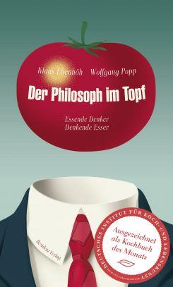 """Coverabbildung von """"Der Philosoph im Topf"""""""