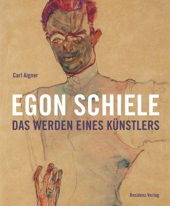 """Coverabbildung von """"Egon Schiele"""""""