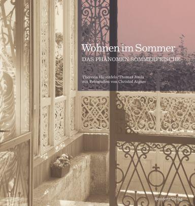 """Coverabbildung von """"Wohnen im Sommer"""""""