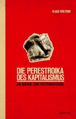 "Coverabbildung von ""Capitalism's Perestroika"""