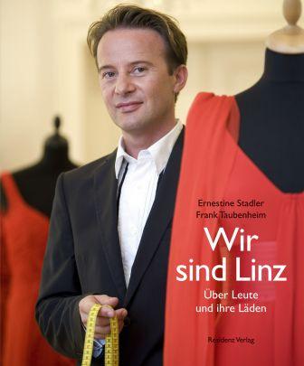 """Coverabbildung von """"Wir sind Linz"""""""