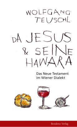 """Coverabbildung von """"Da Jesus & seine Hawara"""""""