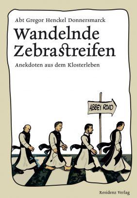 """Coverabbildung von """"Wandelnde Zebrastreifen"""""""