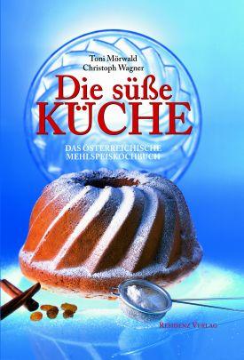 """Coverabbildung von """"Die süße Küche"""""""