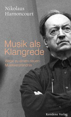 """Coverabbildung von """"Musik als Klangrede"""""""