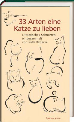 """Coverabbildung von """"33 Arten eine Katze zu lieben"""""""
