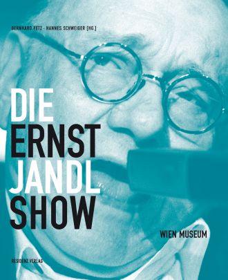 """Coverabbildung von """"Die Ernst Jandl Show"""""""