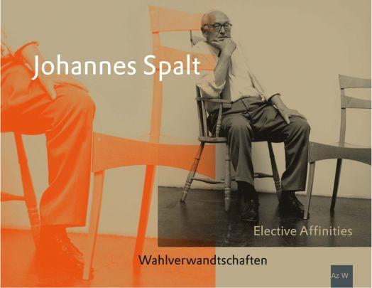 """Coverabbildung von """"Johannes Spalt - Wahlverwandtschaften"""""""