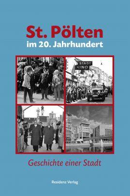 """Coverabbildung von """"St.Pölten im 20. Jahrhundert"""""""