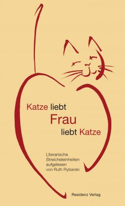 "Coverabbildung von ""Cat loves woman loves cat"""