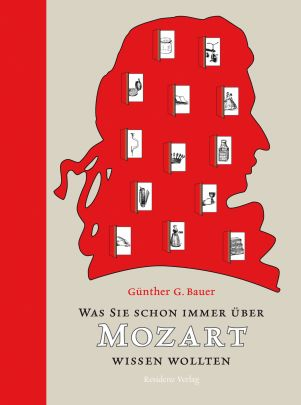 "Coverabbildung von ""Everything you've always wanted to know about Mozart"""