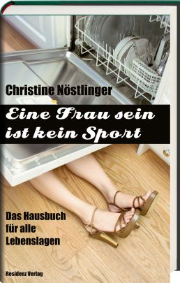 "Coverabbildung von ""Being a woman isn't a sport"""