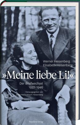 """Coverabbildung von """"Meine liebe Li!"""""""