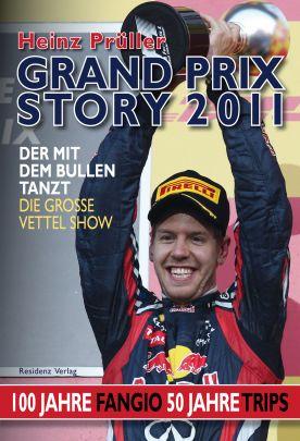 "Coverabbildung von ""Grand Prix Story 2011"""