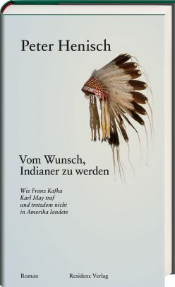 "Coverabbildung von ""About the wish of being an Indian"""