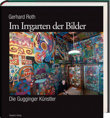 """Coverabbildung von """"Im Irrgarten der Bilder"""""""