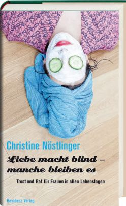 "Coverabbildung von ""Love is blind. Some people too."""