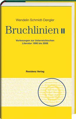 """Coverabbildung von """"Bruchlinien II"""""""