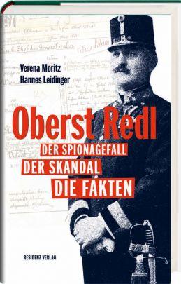 "Coverabbildung von ""Colonel Redl"""