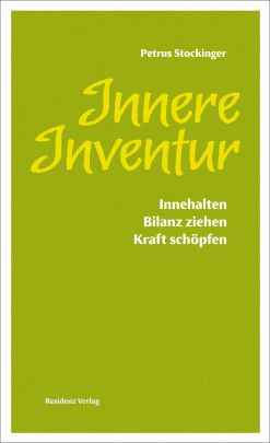 """Coverabbildung von """"Innere Inventur"""""""