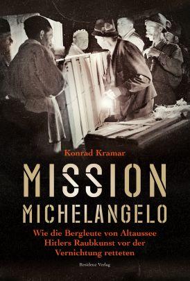 """Coverabbildung von """"Mission Michelangelo"""""""