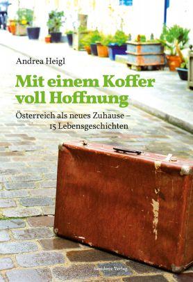 """Coverabbildung von """"Mit einem Koffer voll Hoffnung"""""""