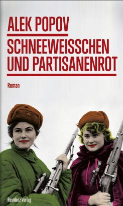 "Coverabbildung von ""Snow White and Partisan Red"""
