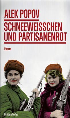 """Coverabbildung von """"Schneeweisschen und Partisanenrot"""""""