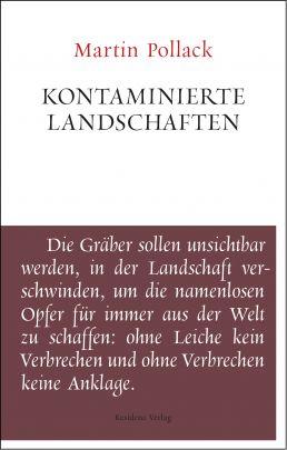 """Coverabbildung von """"Kontaminierte Landschaften"""""""