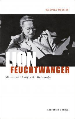 """Coverabbildung von """"Lion Feuchtwanger"""""""