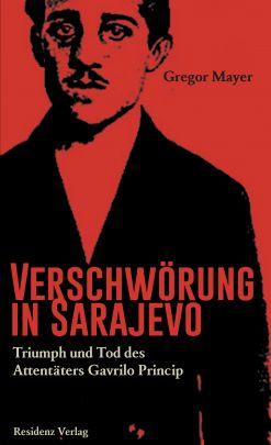 """Coverabbildung von """"Verschwörung in Sarajevo"""""""