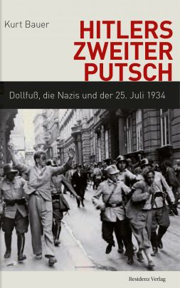 """Coverabbildung von """"Hitlers zweiter Putsch"""""""
